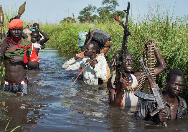 媒体:联合国难民署工作人员在苏丹遭武装人员绑架