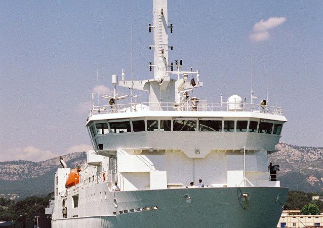 法国情报收集船将于6月3日驶入黑海