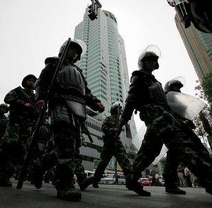 中国将严厉打击维族分裂分子