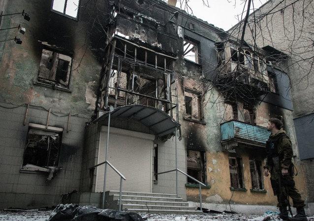 乌克兰顿涅茨克人民共和国未要求乌议会席位和外交政策否决权