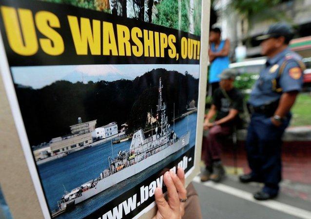 泰国请美国人离境
