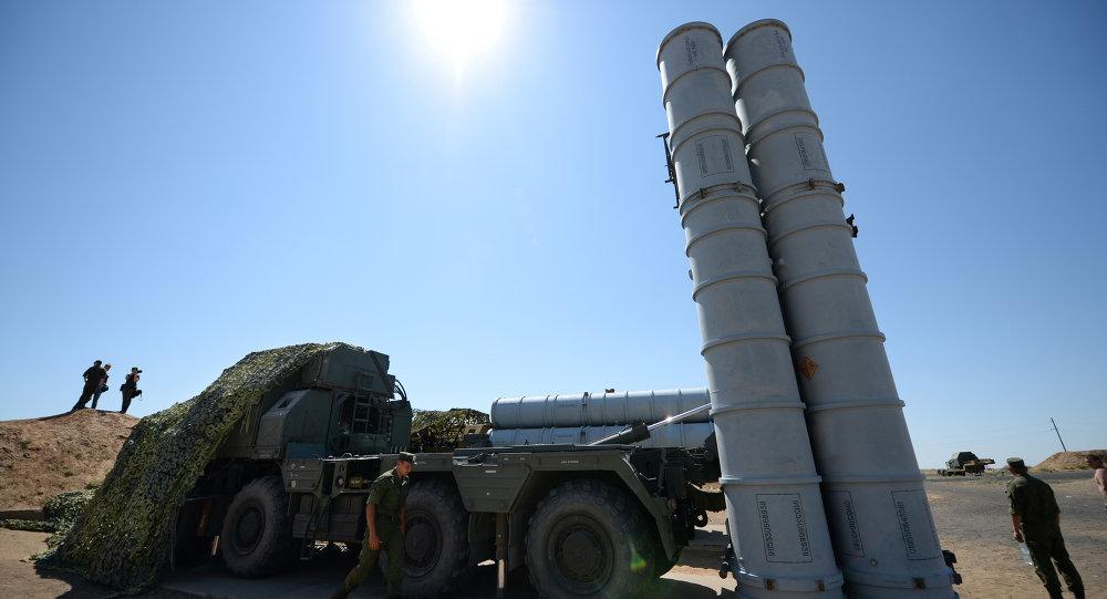 俄军事外交消息人士称,俄罗斯未交付给叙利亚S-300防空导弹系统