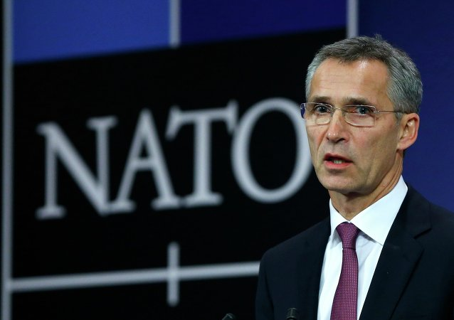 北约秘书长:该组织5月将就各国增加国防开支计划做出决定
