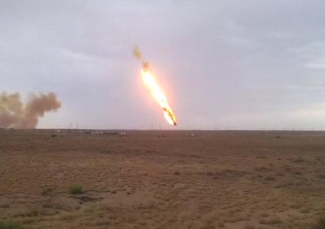 """""""质子-M""""号运载火箭2013年坠毁是因速度传感器反装"""