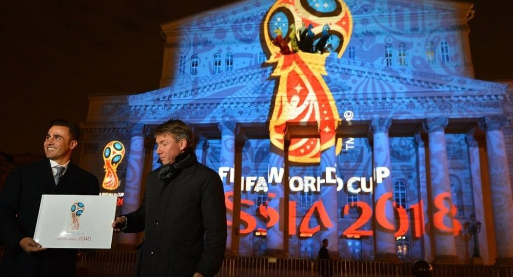 2018年足球世界杯