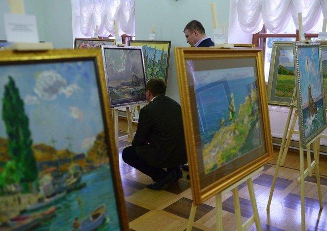 专家:俄画作的中国买家数量是15年前的三倍