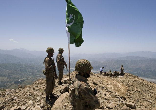 中国外交部:巴基斯坦为反恐所做努力应得到国际社会尊重