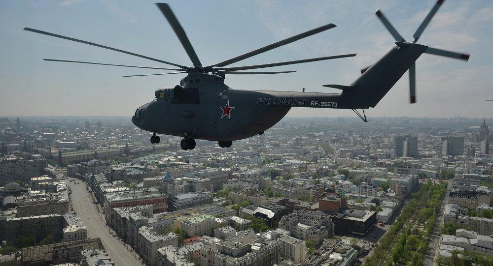 【改稿】俄 Technodinamika:愿参与俄中重型直升机建造项目