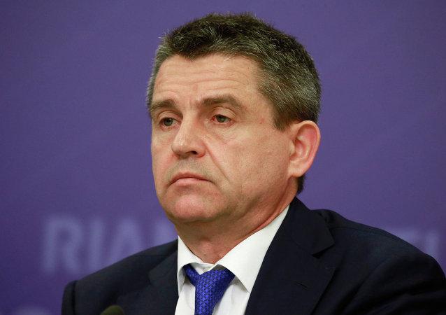 俄罗斯侦查委员会发言人弗拉基米尔•马尔金