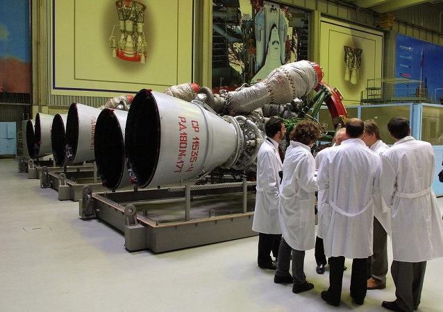 RD-180 火箭发动机