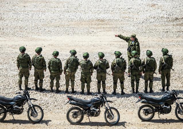 """""""军队-2015""""论坛的准备工作"""