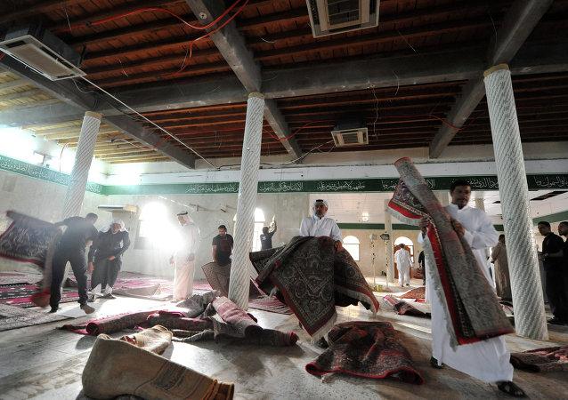 媒体:一名恐怖分子在麦地那先知寺附近实施自杀式爆炸袭击