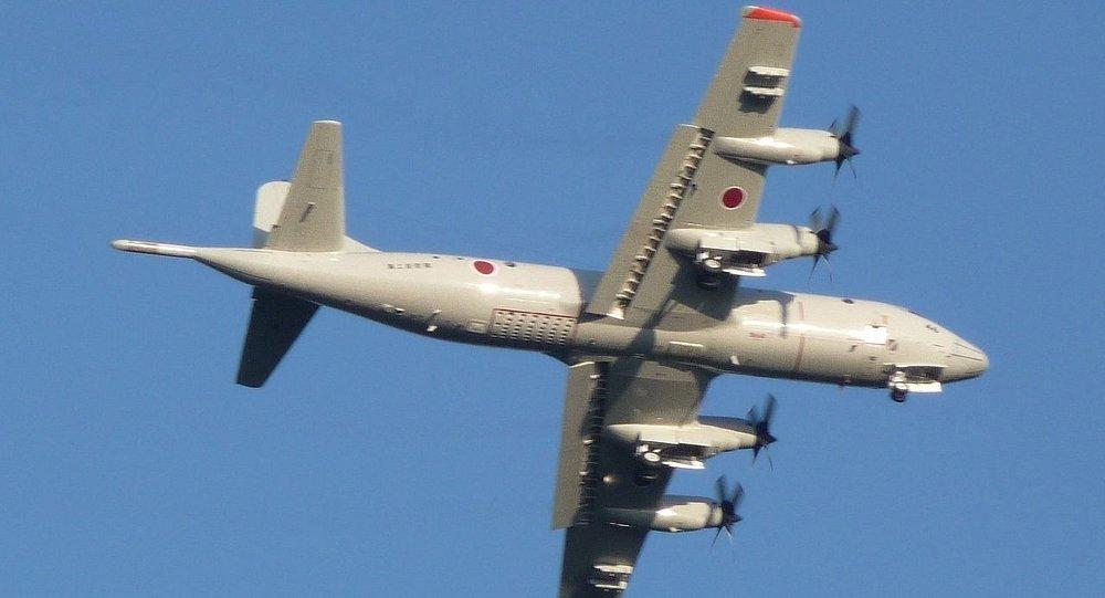 日本P-3C反潜巡逻机