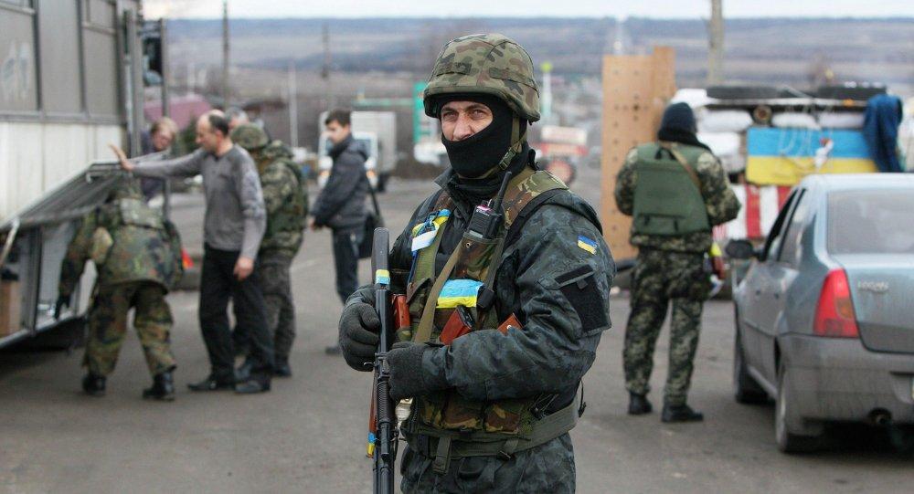 聯合國:基輔移動檢查站 陷人民於槍林彈雨之中
