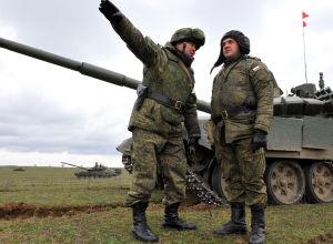 俄軍綜合檢查啟動 涉近300個軍事單位