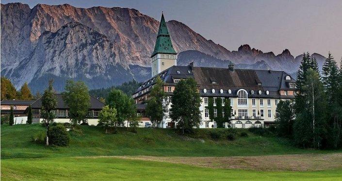 巴伐利亚的埃尔毛城堡