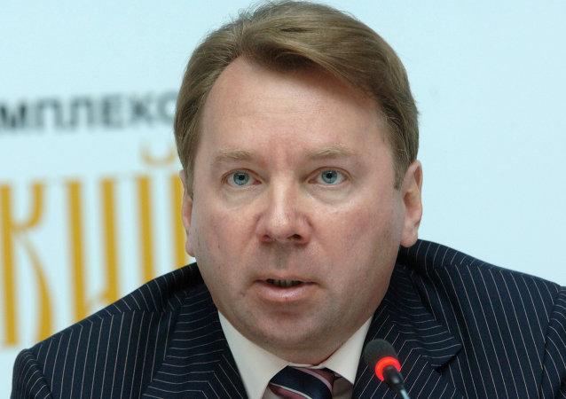 俄罗斯总统助手弗拉基米尔·科任
