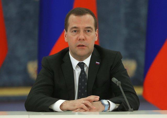 俄总理:土耳其流有风险 但一切正顺利进行
