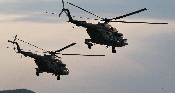 俄國防出口公司:最近30年俄出口4000多架米-17B5直升機