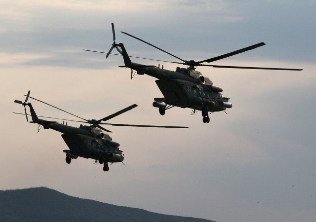 俄国防出口公司:最近30年俄出口4000多架米-17B5直升机
