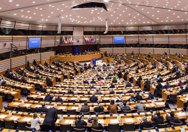 欧洲议会表决支持欧盟对格鲁吉亚实行免签制度