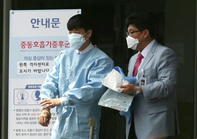 韩国MERS冠状病毒死亡病例增至6人