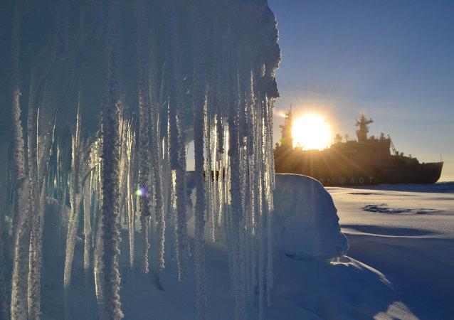 俄科学家:北方海路可能将在15年后停止结冰