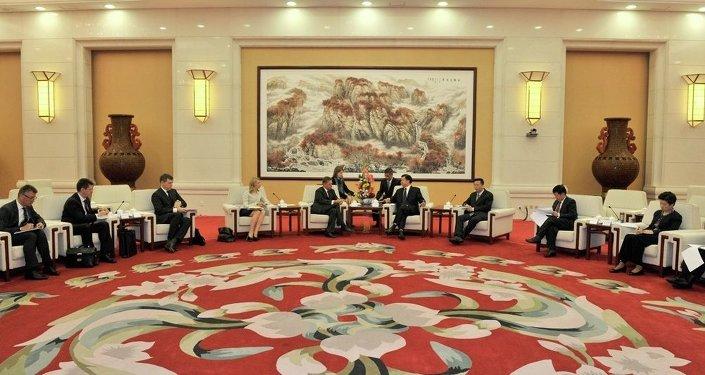 俄气、中石油与中国华能集团商定在华开展能源合作