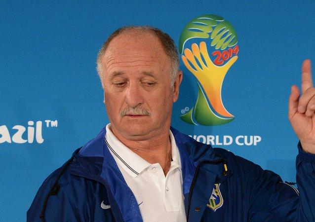 巴西国足前教练斯科拉里