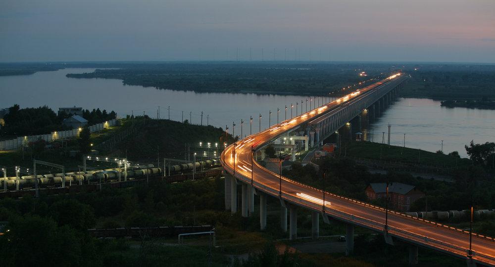 媒体:新航线或连接俄哈巴罗夫斯克与中国同江市