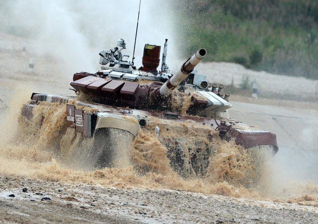 俄国防部:中国或承办2017年国际军事比赛超过半数赛事