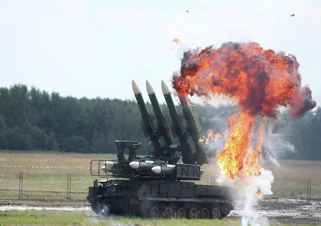 俄航空署:马来西亚波音客机不可能从民兵控制的地区被击落