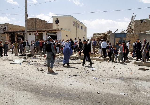阿富汗安全部队一昼夜间消灭90余名塔利班分子
