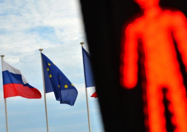 普京:俄在与欧盟关系恶化问题上无过错