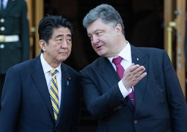 日本将向乌克兰提供1500辆混合动力汽车,供其警局使用