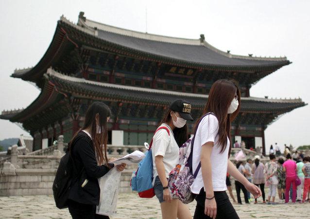 俄旅游运营商协会:韩国旅游业因MERS病毒损失9500万美元