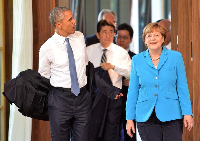 G7峰会开幕