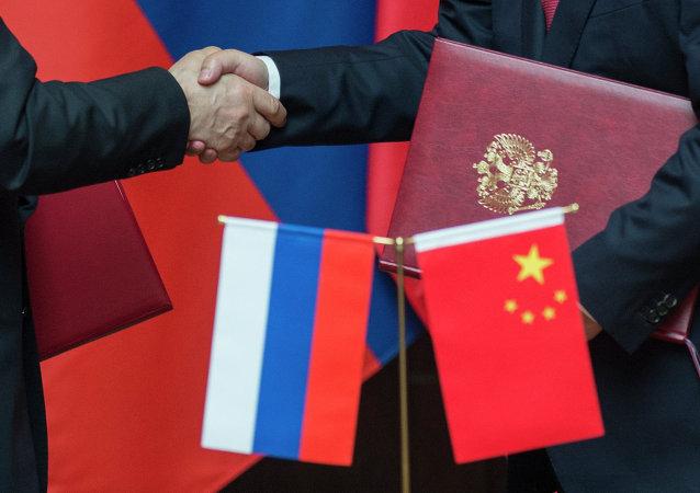"""""""今日俄罗斯""""国际通讯社将加强同中国的信息交换"""