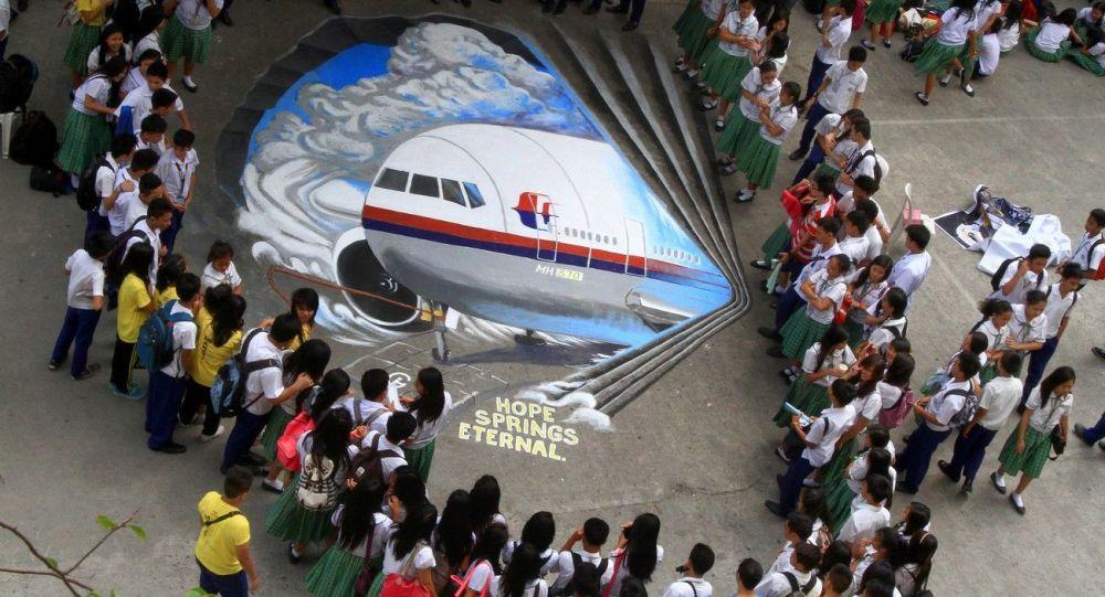 MH370遇难者遗孀向马航和马来西亚政府索赔700万美元