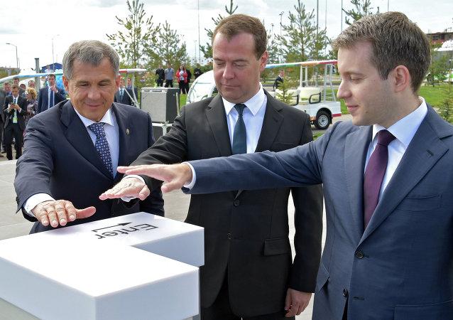 俄总理:俄有增加IT产品出口的所有机遇
