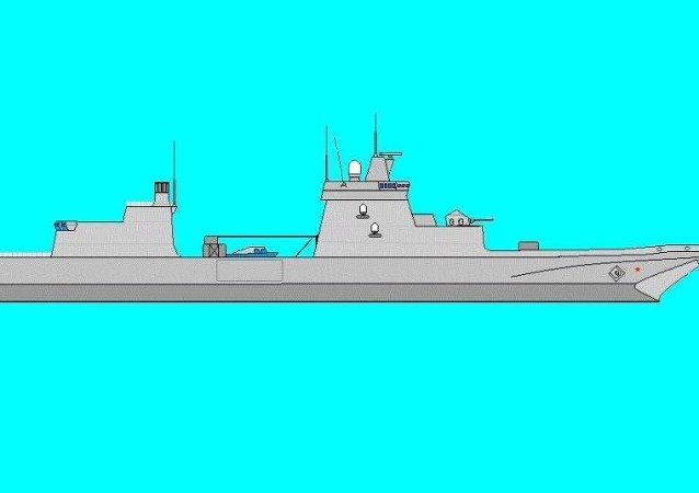 11711型登陆舰