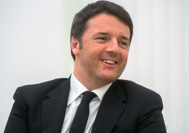 意大利总理伦齐