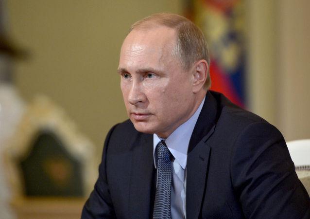 普京确定第70届联大会会议俄代表团人员