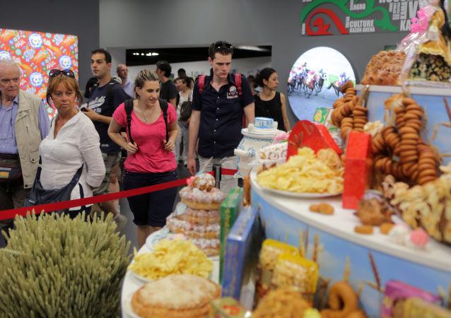 俄鞑靼斯坦共和国的食品
