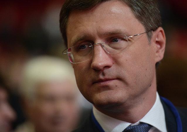 俄能源部长:中国公司尚未宣布有兴趣参与俄私有化