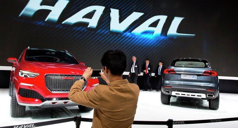 俄2019年将开始生产哈弗汽车