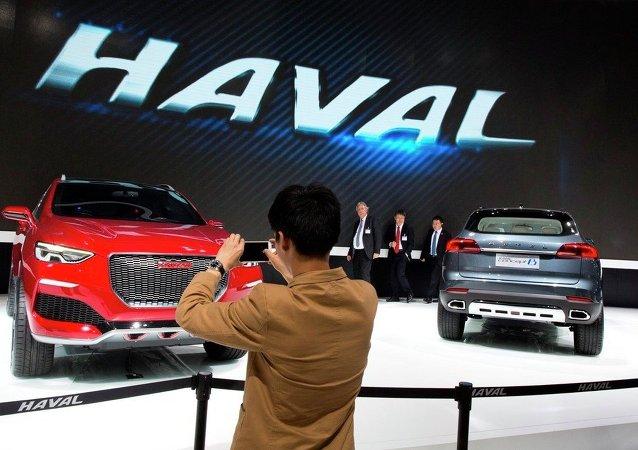哈弗再次成为俄罗斯市场销量最大的中国汽车品牌