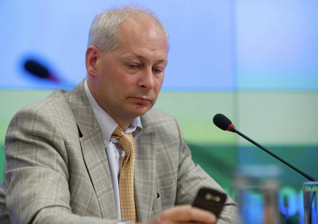 俄罗斯联邦数字发展、通信与大众传媒部副部长沃林