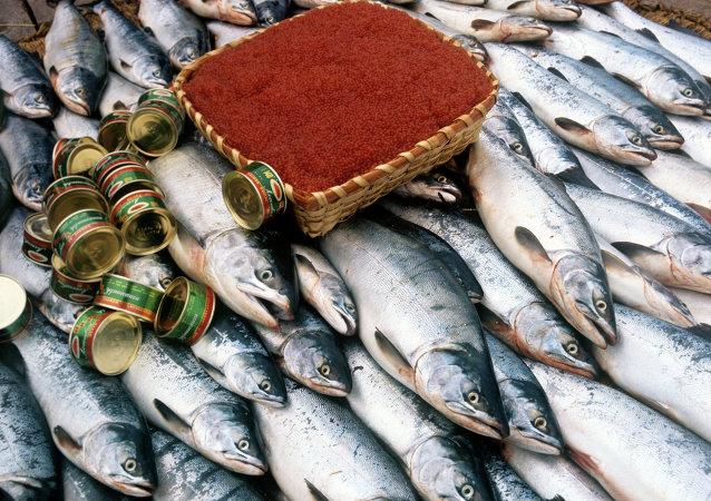 俄鱼类产品