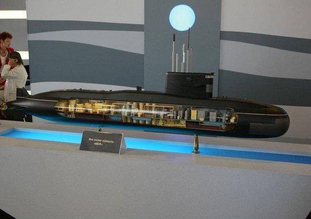 '阿穆尔950 / 1650'级柴电潜水艇